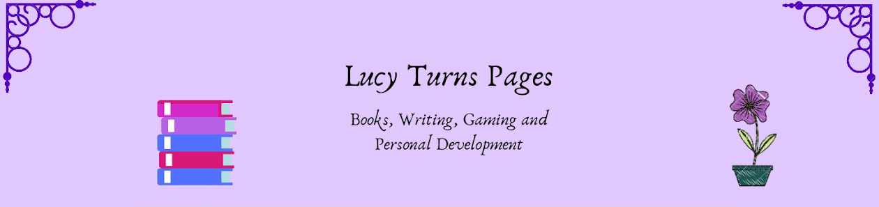 Lucy Turns Pages