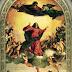 """Meryem'in Göğe Kabulu ve Taçlandırılması """"Assumption and Coronation of the Virgin"""" - Tiziano"""