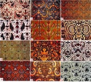Macam - macam motif batik indonesia 80e81d0999