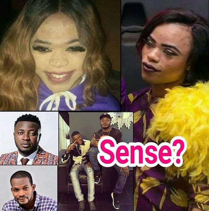 Stop Behaving Like Your Sense Is On Vibration – Uche Maduagwu Slams Bobrisky