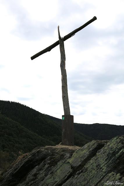Stadtlandeltern - Wandern - Ahrtal - Ahrsteig - Gipfelkreuz
