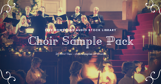 Choir sample pack - Vocal pack free download