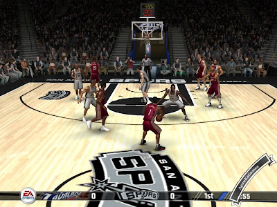 NBA Live 08 Game - PC Full Version Free Download