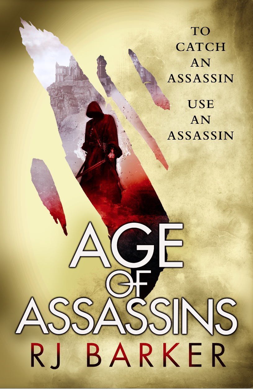 Recently Reviewed: Age of Assassins by RJ Barker