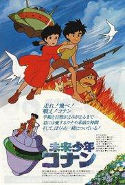 Ver Conan el niño del futuro (1978) Serie Completa Online