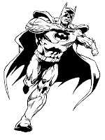 Batman Coloring Pages Realistic