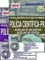 Apostila Concurso Polícia Científica PR 2017