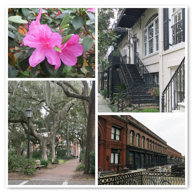 Savannah - Georgia - USA - Historical District