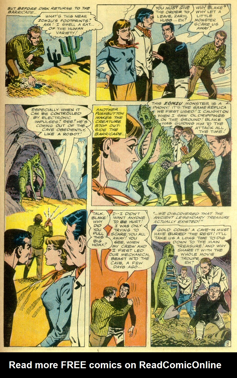 Strange Adventures (1950) issue 193 - Page 27