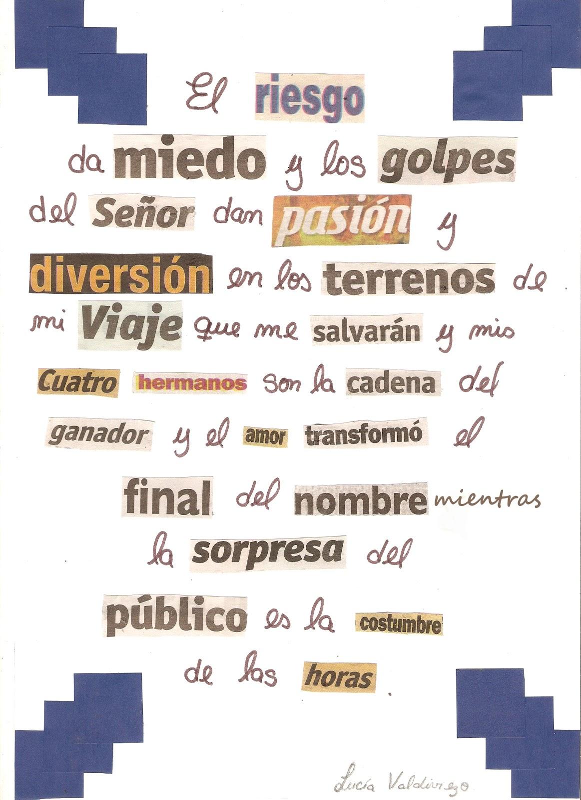 Poemas de dadaismo im genes de 10 for Buscador de poemas