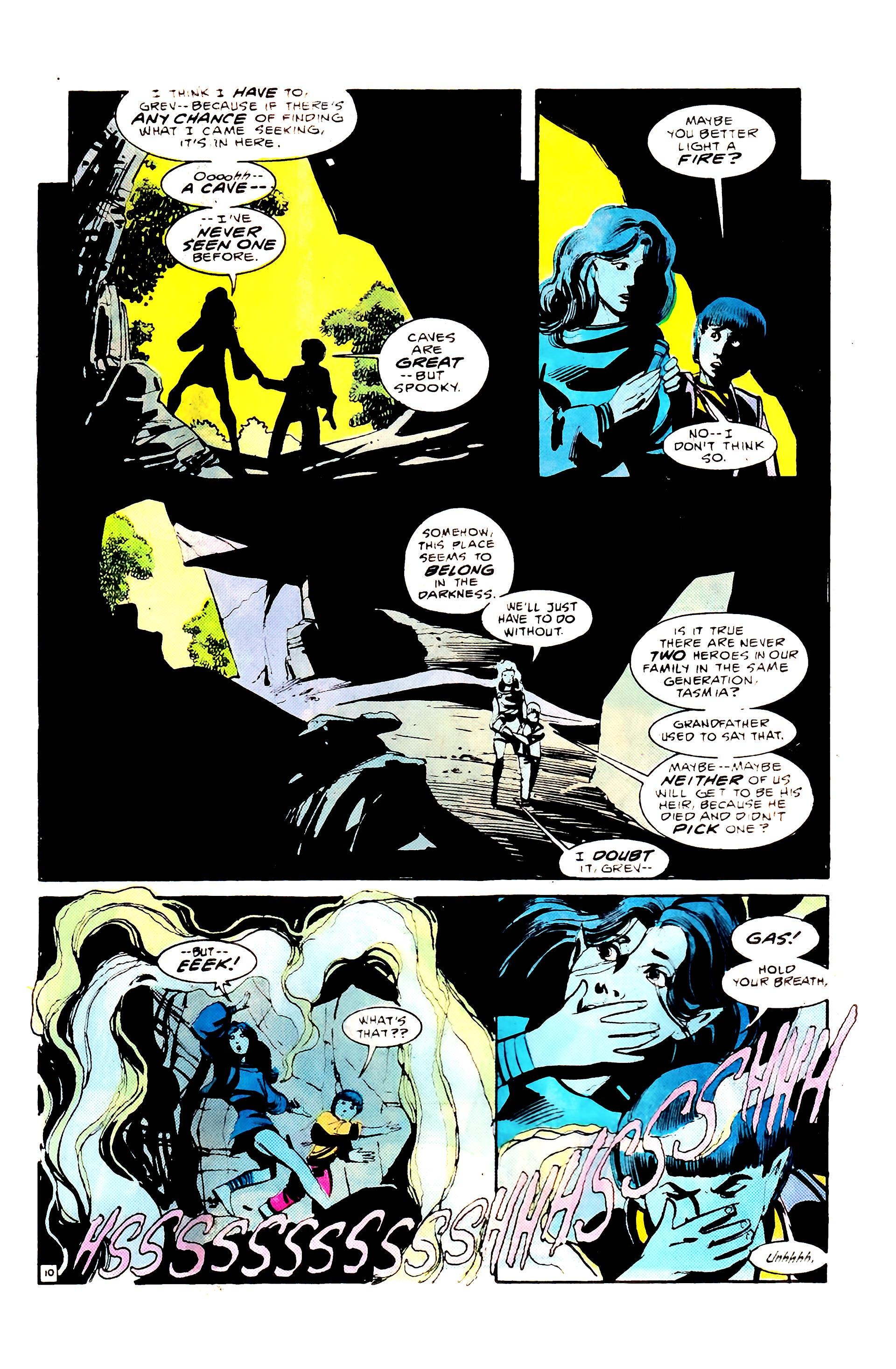 Read online Secret Origins (1986) comic -  Issue #8 - 16