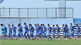 Daftar 19 Pemain Persib Bandung untuk Melawan Borneo FC