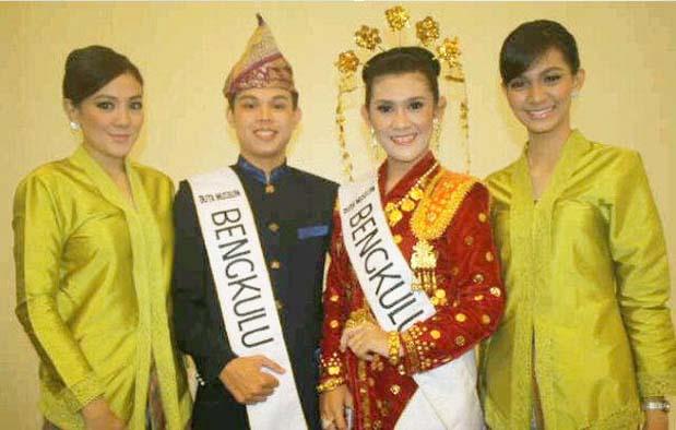 Inilah Pakaian Adat Dari Provinsi Bengkulu (Pria dan Wanita)