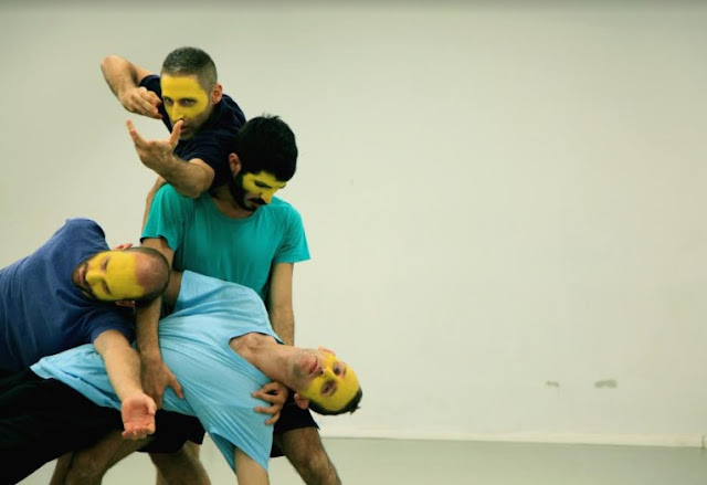 Yossi Berg and Oded Graf Dance Theatre presents The Rite of Spring