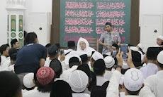 Ribuan Umat Islam Ikuti Doa Nisfu Sya'ban di Kanzus Sholawat Pekalongan