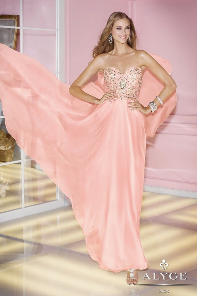 Increibles vestidos de fiesta | Colección Alyce París | Vestidos ...