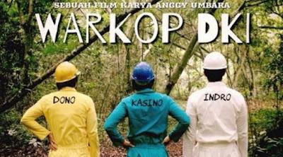 Free Download Film Warkop DKI Reborn Jangkrik Boss 2016 Full Movie