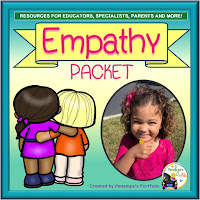 Empathy Character Education - Social Skills Teaching Packet