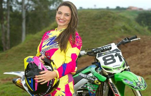 Pembalap Motocross Wanita Tercantik 9 Pembalap Motocross Wanita Tercantik