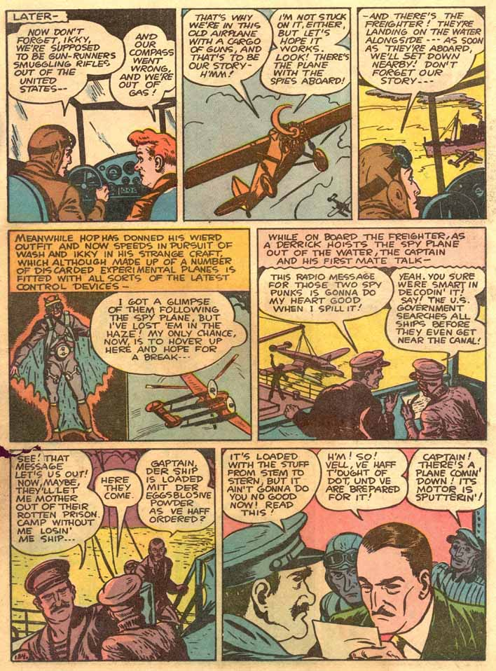 Read online All-American Comics (1939) comic -  Issue #27 - 21