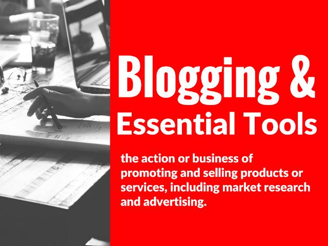 essential blogging tools