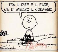 Coraggio- Charlie Brown