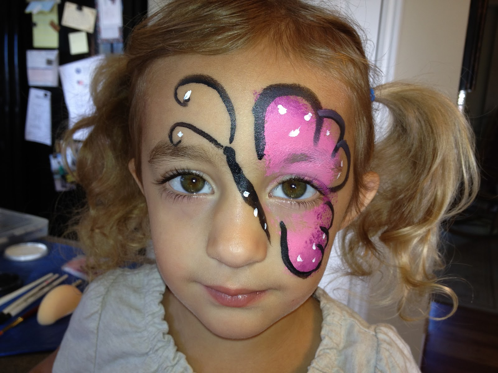 easy face painting - HD 1600×1200