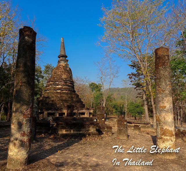 Ancient Tempels in Thailand