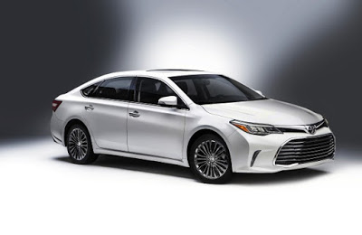 The Gracefully of Toyota Avalon