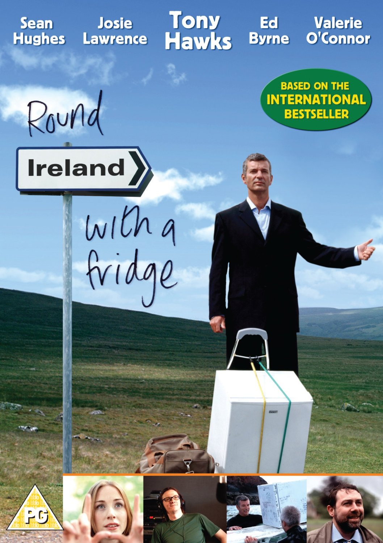 Round Ireland With a Fridge, Tony Hawks