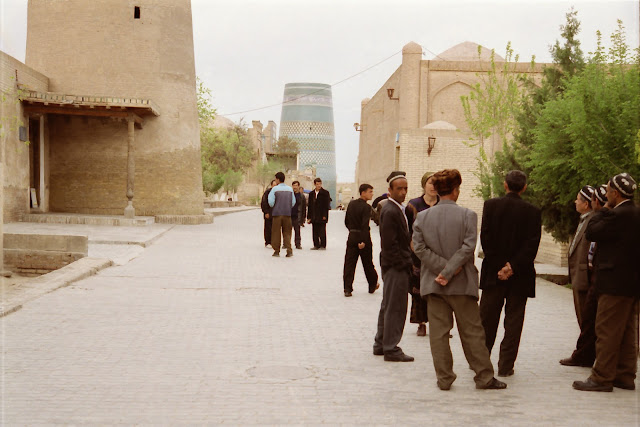 Ouzbékistan, Khiva, Kalta Minor, © L. Gigout, 2012