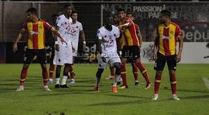 الترجي يتعادل مع فريق أولمبيك آسفي بهدف لمثله في ذهاب دور ال 16 من البطولة العربية للأندية