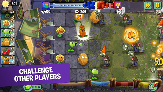 Plants vs. Zombies 2 Mod Apk Latest