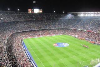 10. Camp Nou
