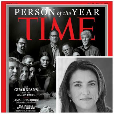Time e Patricia Campos Mello