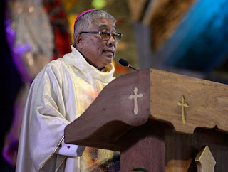 Mgr. Arguelles - photo credit: Maria Tan/CBCPNews