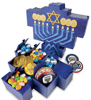 Hanukkah Crafts And Gifts 2017
