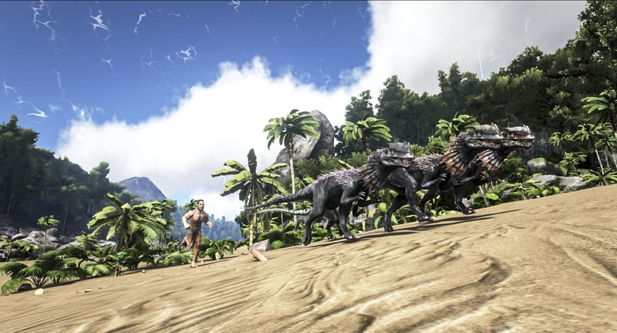 Idle Hands: Running Through ARK: Survival of the Fittest & Developer