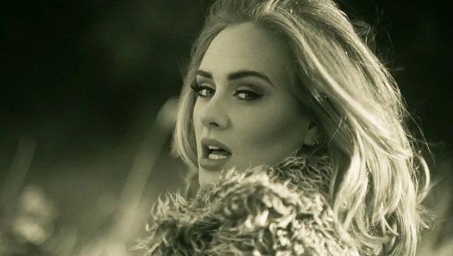 "ADELE 25: say ""Hello"" to her new successful album"
