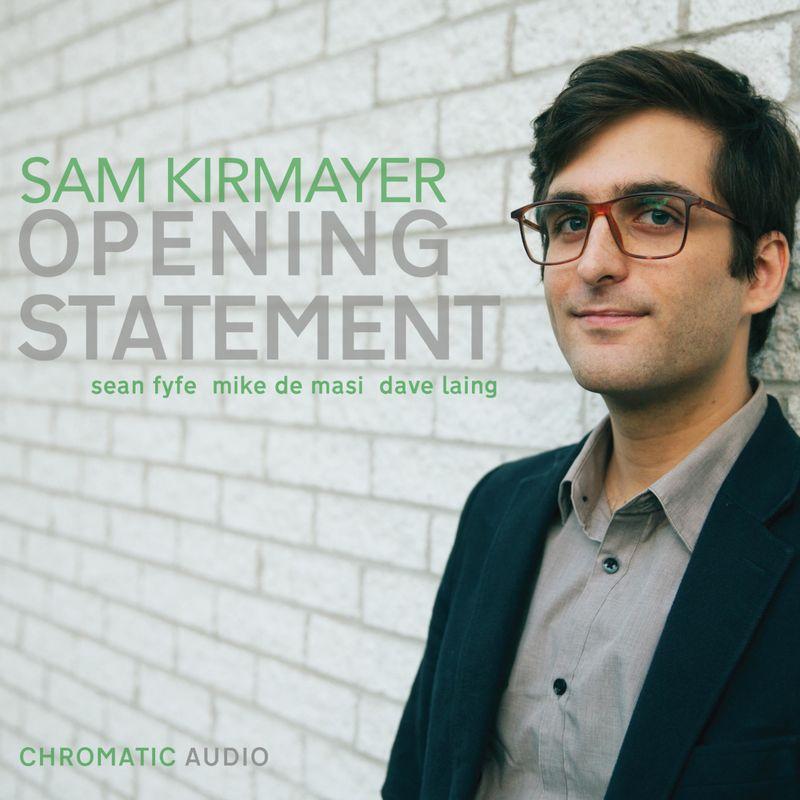 Republic of jazz sam kirmayer opening statement 2017
