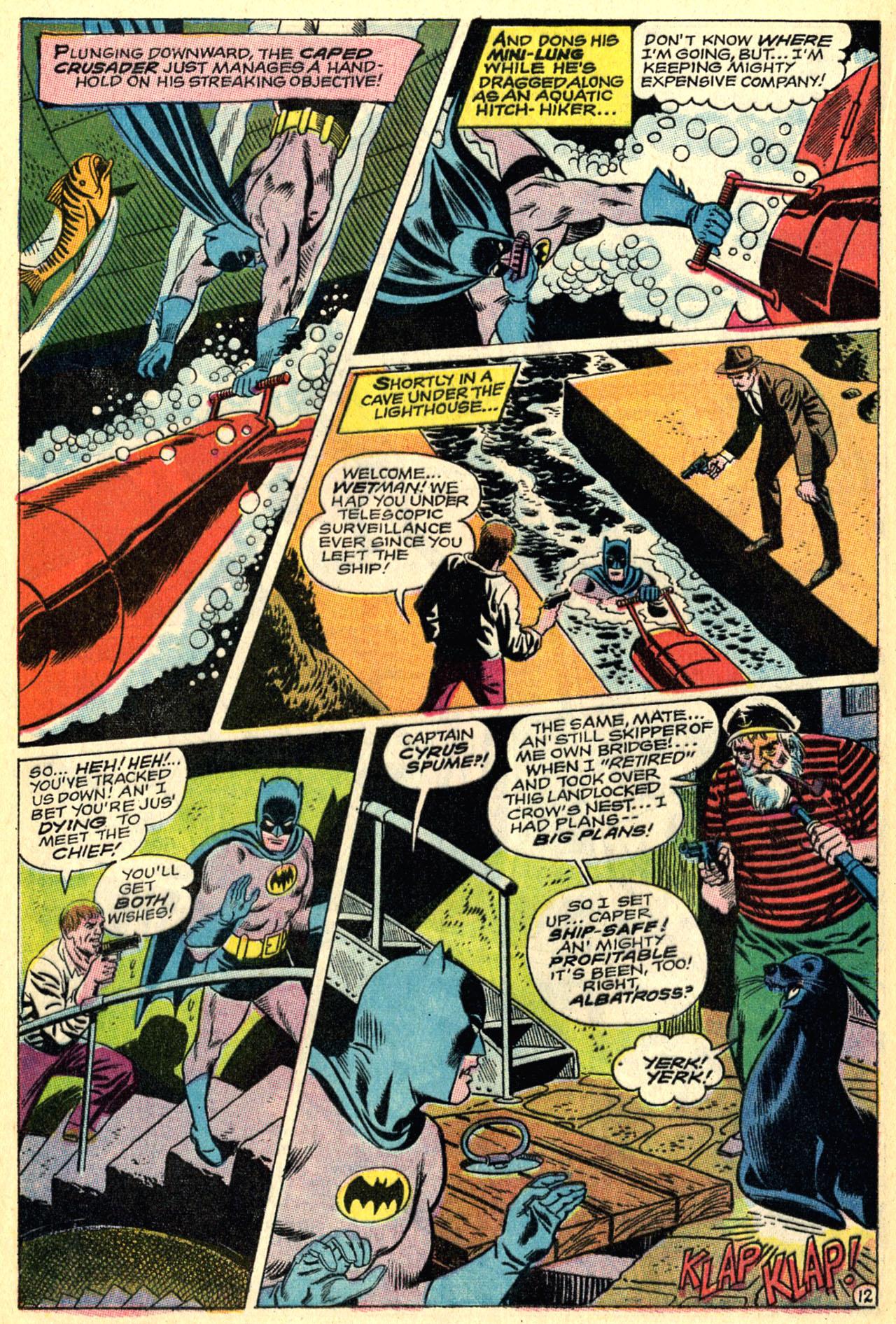 Detective Comics (1937) 381 Page 15