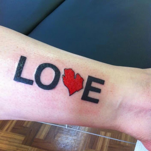 Este original do antebraço tatuagem