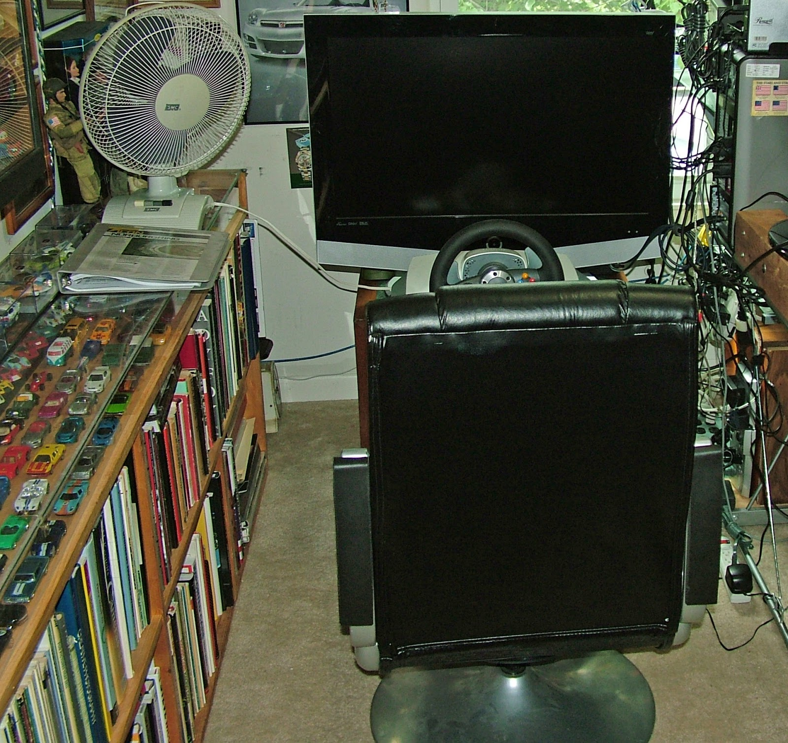The Robb Collections Replacing Analog 2 1 Amplifier With Digital Tpa3116 Class D 2 1 Amplifier In A Gaming Chair And A Subwoofer
