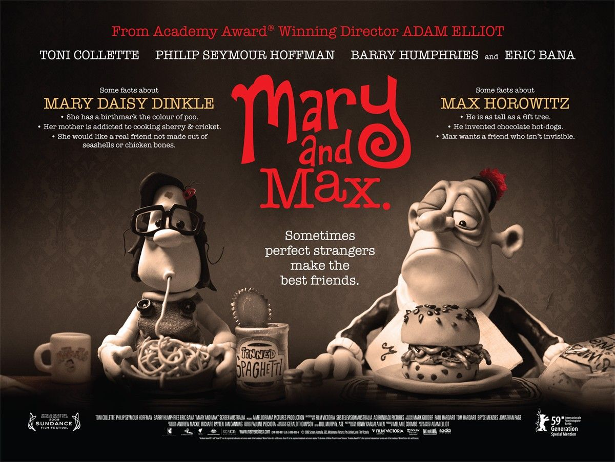 There S No Time Mary And Max 2009
