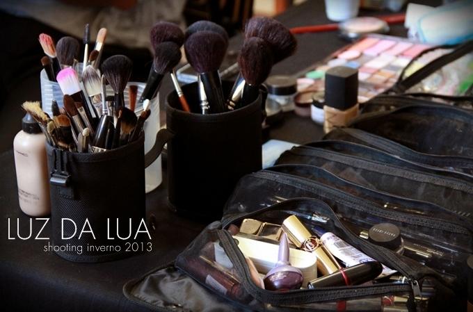 153f3f4f9 Semana passada aconteceu em Porto Alegre as fotos e a filmagem do shooting  de inverno da Luz da Lua, marca de bolsas e sapatos que a gente adora e que  ...