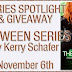 Feature: The Between Novels by Kerry Schafer