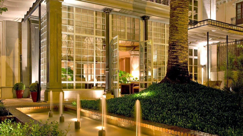 La guarida de bam detalles en los hoteles - Hotel villa oniria en granada ...