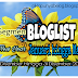 Segmen BLOGLIST New Year Januari hingga Mac