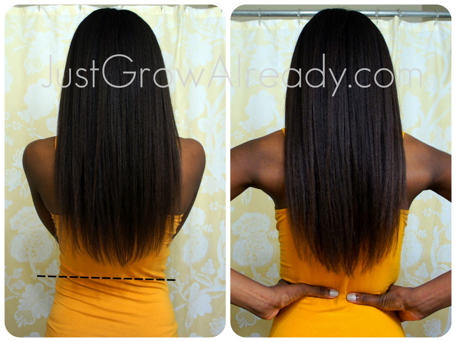 Bra Strap Length Natural Hair
