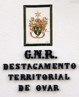 Artigos do jornal JOÃO SEMANA: As forças policiais em Ovar